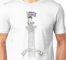 Pigeon Patriot Unisex T-Shirt
