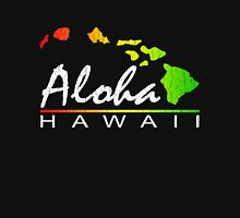 ALOHA - Hawaiian Islands (vintage distressed design) T-Shirt