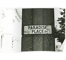 This is Paradise? Poster