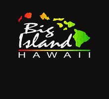Big Island Hawaii (vintage distressed design) Unisex T-Shirt