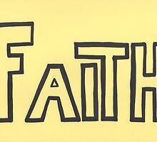 Faith   by byAngeliaJoy