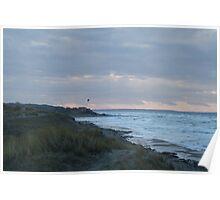 Sunset photo Poster