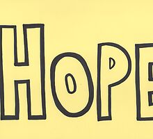 Hope by byAngeliaJoy