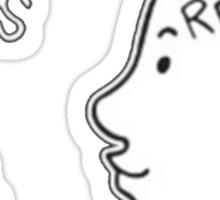 Dreams/Reality Sticker