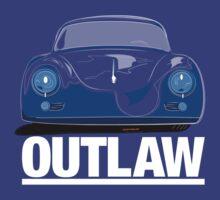 Porsche 356 Outlaw by velocitygallery