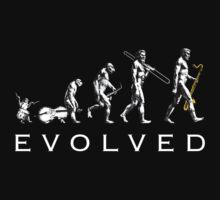 Bass Clarinet Evolution One Piece - Long Sleeve