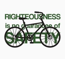 Righteousness is no Guarantee by SkinnyJoe