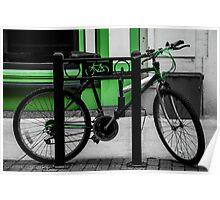 Bike Stop Poster