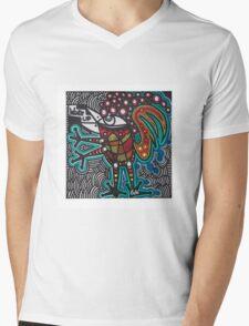 WAKE UP  Mens V-Neck T-Shirt