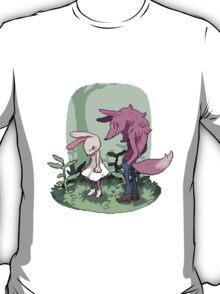 wolf and bun T-Shirt