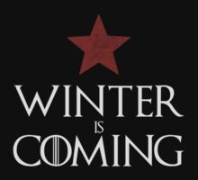 Winter (Soldier) Is Coming v.2 by pabucast