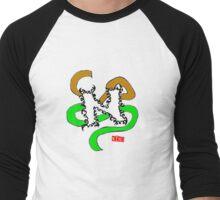 Nino Custom Clothing Men's Baseball ¾ T-Shirt