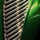 The gleam of a green machine by Jane McLoughlin