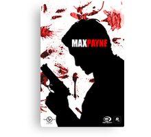 Max Payne Canvas Print