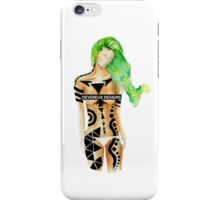 Devereux Women-Green iPhone Case/Skin