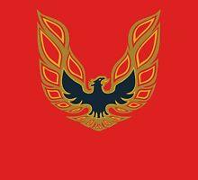1978 Pontiac Firebird Trans Am (Mayan Red) Unisex T-Shirt