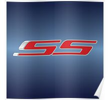 2014 Chevrolet Camaro SS Poster