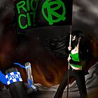 Riot City Rebels Image by GUNHOUND