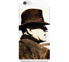 Western Gentleman iPhone Case/Skin
