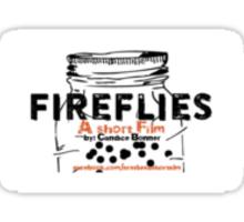 Fireflies Short Film Sticker