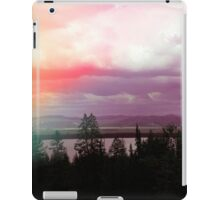 Leak Landscape iPad Case/Skin