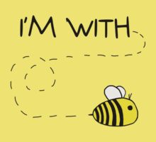 I'm With Bee by Douglas Keppol
