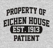 Property of  Eichen House by rawrrawrwolf