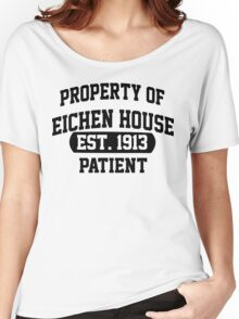 Property of  Eichen House Women's Relaxed Fit T-Shirt