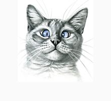 Cross Eyed cat G122 Unisex T-Shirt
