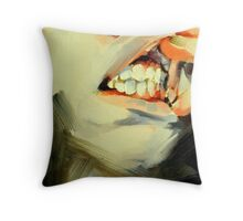 Grit Throw Pillow