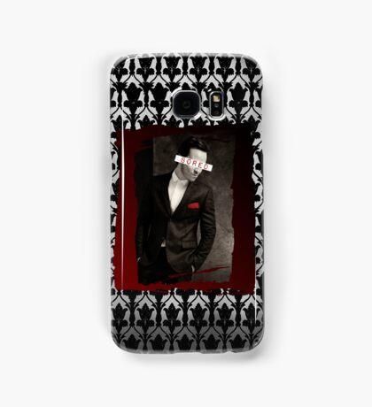 Moriarty - Bored Samsung Galaxy Case/Skin