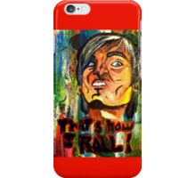 Pewdipie Fan art iPhone Case/Skin