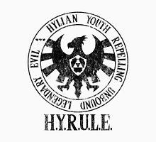 Agents of H.Y.R.U.L.E. (Zelda / S.H.I.E.L.D. parody) Unisex T-Shirt