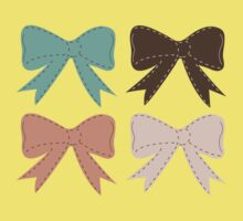 Bows Baby Tee
