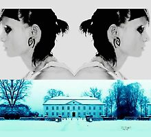 Lisbeth Salander - Swedish Winter by sulliedbyadream
