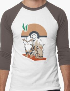 Pokemon Growlithe & Arcanine T-Shirt