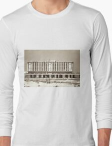 Flagship Hotel Long Sleeve T-Shirt