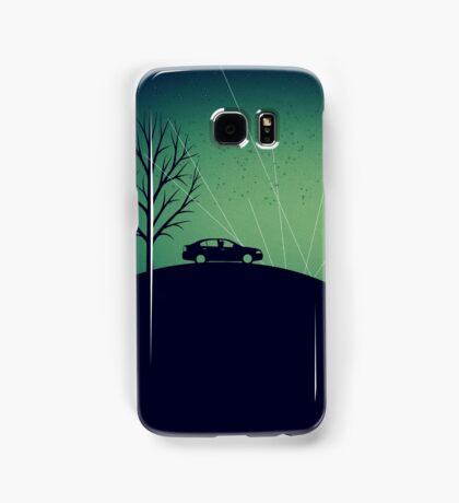 Lonely Car Dance Party Samsung Galaxy Case/Skin
