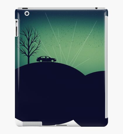 Lonely Car Dance Party iPad Case/Skin