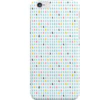 Rain pattern iPhone Case/Skin