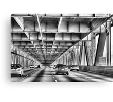 Bay Bridge-San Francisco Canvas Print