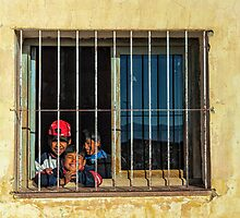 The Smiling Schoolboys by photograham