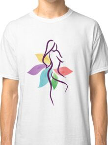 Beautiful woman Classic T-Shirt