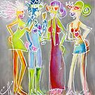 Ladies Night by Chantal Guyot