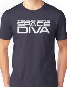 Troubleshooting Space Diva Unisex T-Shirt