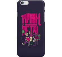 Amok and Totally Metal iPhone Case/Skin