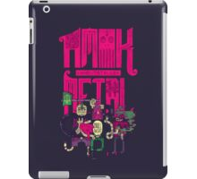 Amok and Totally Metal iPad Case/Skin