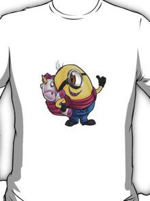 Babywearing Minion T-Shirt