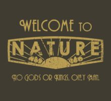 Welcome to nature by Snogard