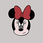 minnie mouse by shorouqaw1